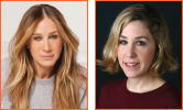 Sarah Jessica Parker and Pamela Paul