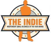The Indie: Independent Small Business of the Year Award