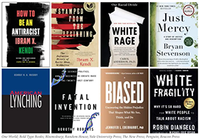 Fighting Racism Books from Buzzfeed